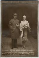 Anvers Souvenir De La Joyeuse Entrée De Leurs A.R Duc Et Duchesse De Brabant. Tirage Original D'époque  1928  FG0764 - Célébrités