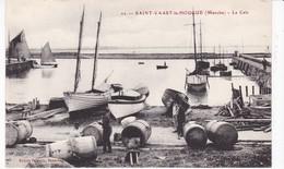 SAINT VAAST LA HOUGUE - Saint Vaast La Hougue