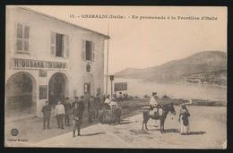GRIMALDI  EN PROMENADE A LA FRONTIERE D'ITALIE - Cosenza