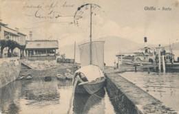 2b.898.  GHIFFA - Verbania - Porto - 1911 - Altre Città