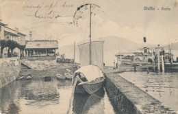 2b.898.  GHIFFA - Verbania - Porto - 1911 - Italien
