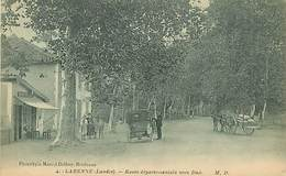 40 LABENNE -  Route Départementale Vers Dax - Labrit