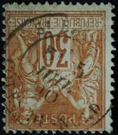 -Sage N°80  Type LI.(CAD) O.ST BRIEUC 5 JUIL 1890. - 1876-1898 Sage (Type II)