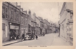 CPA - Chécy (45) Loiret - Grande Rue - France
