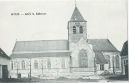 Wieze - Kerk S. Salvator - Lebbeke