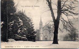 LASAUVAGE - L'église Et Le Rocher - Differdange
