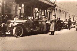 FOTO ADMIRAL VON SCHRODER IN OSTENDE  ORIGINEEL? IK WEET HET OOK NIET DAAROM 1€ STARTPRIJS    1914/15 WWI WWICOLLECTION - Oostende