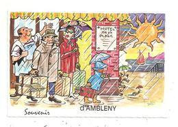 Souvenir D'Ambleny-Parapluie-(D.6617) - Autres Communes