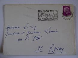 Lettre 29 DOUARNENEZ-TREBOUL    1968 - 1961-....