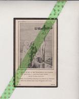 Kamiel Sabo-Vermeersch, Ertvelde 1882, Kaprijke 1935 - Décès