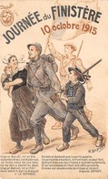 29-JOURNEE DU FINISTERE , 10 OCTOBRE 1915 - France