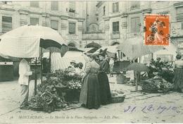 Le Marché De La Place Nationale - TBE - Montauban