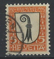 SS-/-536-. N° 189,  Obl.,  Cote 5.00 € . Je Liquide - Switzerland
