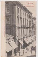 Catanzaro , Palazzo Avvocatura Reale In Corso Vit. Emanuele   - F.p. - Fine '1800 / Primi '1900 - Catanzaro