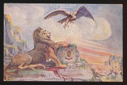 BLESSEE MAIS NON MOURANTE - Guerra 1914-18