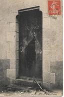 GRAZAY 53 Inventaire De L'église Porte Enfoncée 8 Mars 1906 - Other Municipalities