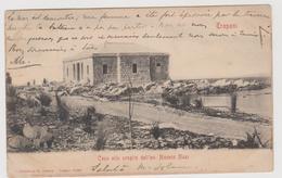 Trapani, Casa Allo Scoglio Dell'onorevole Nunzio Nasi - F.p. - Primi '1900 - Trapani