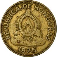 Monnaie, Honduras, 5 Centavos, 1975, TB+, Laiton, KM:72.2a - Honduras