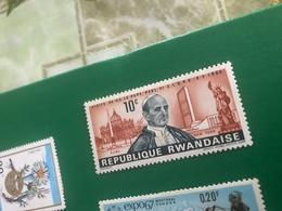 RWANDA IL PAPA - Zambezia