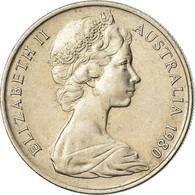 Monnaie, Australie, Elizabeth II, 10 Cents, 1980, SUP, Copper-nickel, KM:65 - Decimal Coinage (1966-...)
