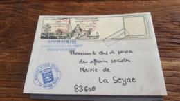 LOT499794 TIMBRE DE FRANCE OBLITERE GREVE DE CORSE BLOC - Grève