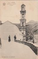Haute Corse.  Lugo- Di- Nazza. L' église. - France