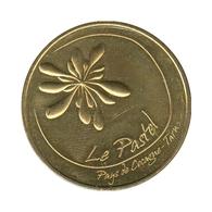 81006 - MEDAILLE TOURISTIQUE MONNAIE DE PARIS 81 - Le Pastel - 2016 - 2016
