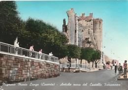 Mignano Monte Lungo ( Caserta ) - Antiche Mura Del Castello Fieramosca - - Caserta