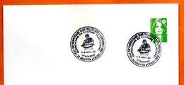 36 ARGENTON SUR CREUSE  BERRICHONNE EN COSTUME  1992 Lettre Entière N° ST 77 - Marcophilie (Lettres)