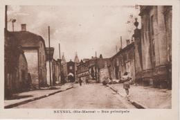 HAUTE MARNE - REYNEL - Rue Principale - Sonstige Gemeinden