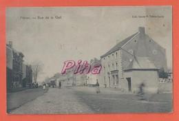FLERON  -  Rue De La Clef  - 1910 - Fléron