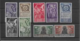 Pologne - Troupes Polonaises En Italie - Neuf ** Sans Charnière - 2 Timbres Avec Petite Rousseur Sinon TB - 1939-44: World War Two