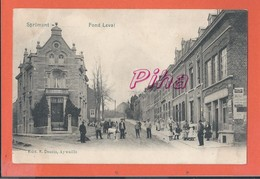 SPRIMONT  -  Fond Leval  -  1910 - Sprimont