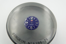Watches PARTS : TAG HEUER PROFESSIONAL 2000 Series LADIES *** - Color : Blue - Original Vintage - Genuine Parts- Swiss - Jewels & Clocks