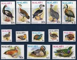 1975 Malawi Birds Set (** / MNH / UMM) - Unclassified