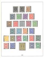 Allierte Besetzung  Algemeine Ausgaben 1946 - 1948  Sammlung ** - American,British And Russian Zone