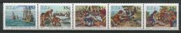 South Africa Mi# 834-8 Postfrisch/MNH - Early Postal Services - Afrique Du Sud (1961-...)