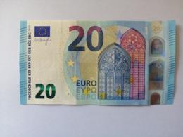 20 € France E007C5/EC*22 Draghi UNC - EURO