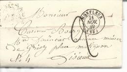 Lac De Honfleur >> Lisieux TTFM 2 - 1801-1848: Voorlopers XIX