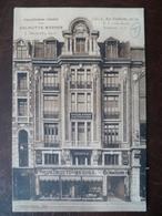 Carte  Façade De Commerce Ameublement Général DELMOTTE-WERNER     LILLE - Lille