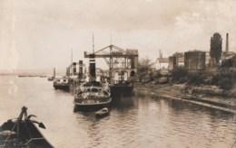 Romania - Turnu Severin - Parcul Si Santierul Naval - Ship - Jud. Mehedinti - Rumänien