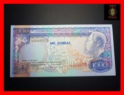 ST. TOME' E PRINCIPE 1.000 1000 Dobras 26.8.1993  P. 64   UNC - Sao Tome And Principe