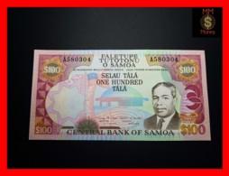 SAMOA 100 Tala  P. 30   UNC - Samoa