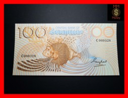 SEYCHELLES 100 Rupees 1989  P. 31  Low Serial  UNC - Seychellen