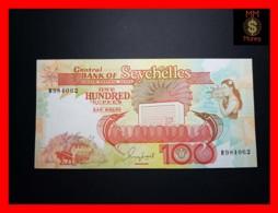 SEYCHELLES 100 Rupees 1989  P. 35   UNC - Seychelles