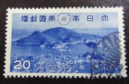 &3& JAPAN MICHEL 279, YVERT 286  VF USED. - 1926-89 Empereur Hirohito (Ere Showa)