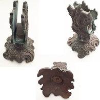 Porte Allumettes Fonte 1900 - Mecheros (Pyrogenes)