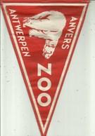 Antwerpen ZOO - Stoffen Vlag Of Wimpel - Antwerpen