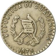 Monnaie, Guatemala, 25 Centavos, 1976, TTB, Copper-nickel, KM:272 - Guatemala