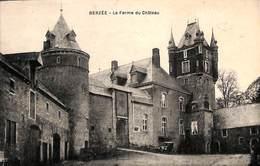 Berzée - La Ferme Du Château (oldtimer TOB) (prix Fixe) - Walcourt